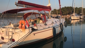 Unsere Yacht / Charter